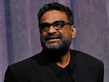 R Balki. Getty Images