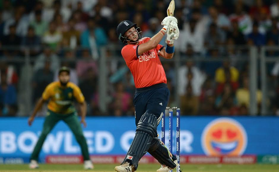 Joe Root hit 83 off 44 balls without abandoning class even for a ball. His brilliant innings powered England to an unlikely win. Getty