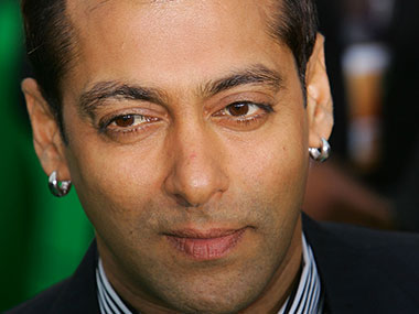 Salman Khan. GettyImages