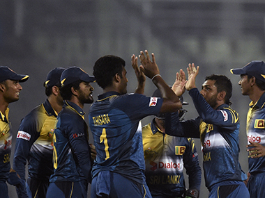 Decisions taken by Sri Lanka's new selection panel have benefitted the beleaguered team. AFP