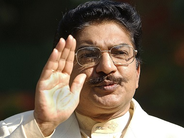 Maharashtra Governor C Vidyasagar Rao in a file photo. AFP