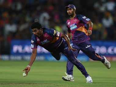 Rising Pune Supergiants. AFP