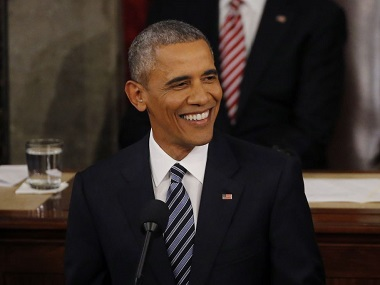 A file photo of Barack Obama. Reuters