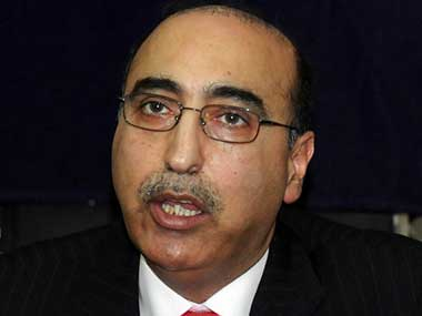 A file photo of Abdul Basit. AFP