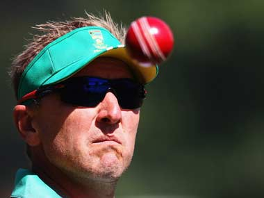 File image of Allan Donald. Getty Images