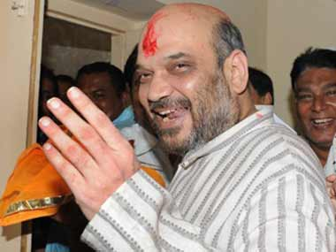 File image of Amit Shah. AFP