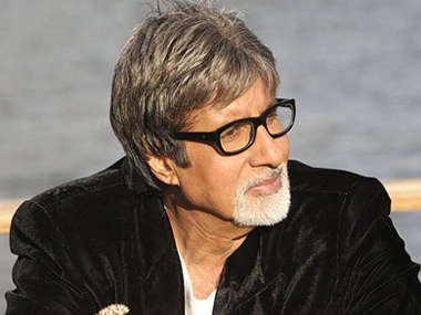 Amitabh Bachchan. File photo. IBNLive