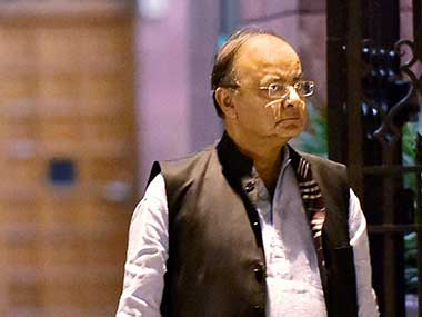 A file photo of Arun Jaitley. PTI