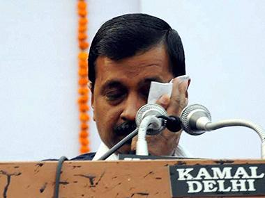 A file photo of Arvind Kejriwal. PTI