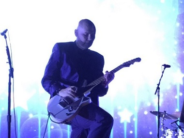File image of Billy Corgan. Twitter @SmashingPumpkin
