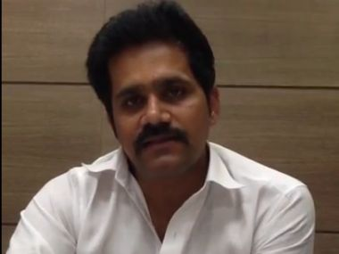 CH Sekar. Screengrab from the video