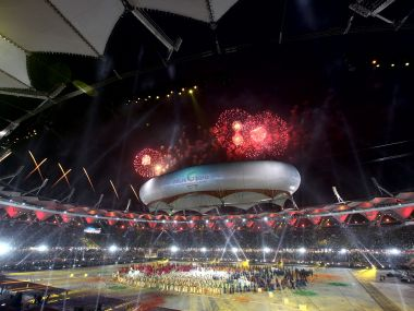 2010 Commonwealth Games in India. GettyImages