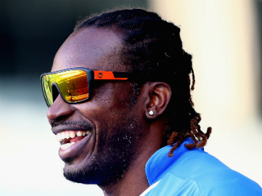 Chris Gayle, the smiling assassin. Getty Images