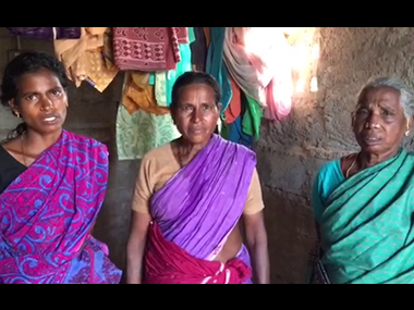 Firstpost reporter Kavita Kishore spoke to a few widows who said they have no faith in any political party in Tamil Nadu for banning alcohol in the state. Image courtesy: Kavita Kishore