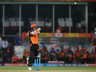 Sunrisers Hyderabad skipper David Warner. Sportzpics/IPL