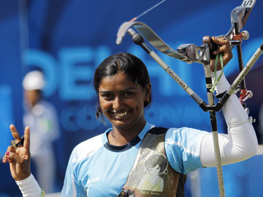 File image of Deepika Kumari. Reuters