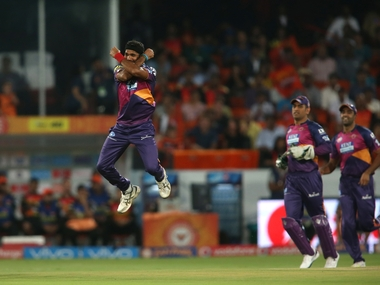 Ashok Dinda was the Man of the Match. BCCI
