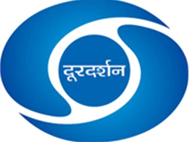 Doordarshan logo. Wikimedia Commons