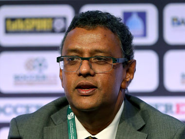 AIFF secretary, Kushal Das. Getty