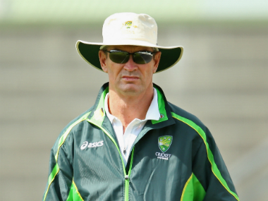File photo of Graeme Hick. Getty Images