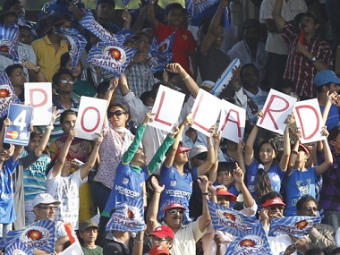 The IPL attracts record crowds and it would be worthwhile to impose a water tax. Getty Images