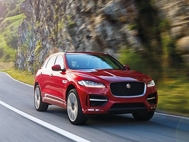 Jaguar F-Pace. Image from Overdrive