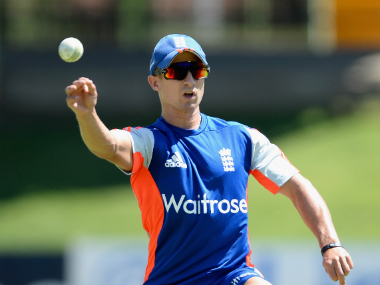 File photo of England batsman James Taylor. Getty Images