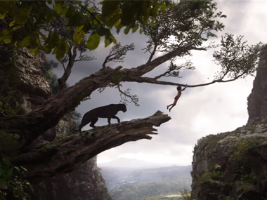 From 'The Jungle Book'. Screen grab from YouTube