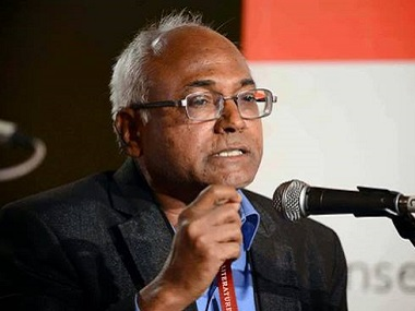 File image of Kancha Ilaiah. Image Courtesy: Facebook/Kancha Ilaiah