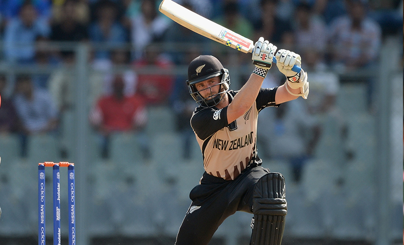 Kane Williamson. Getty Images