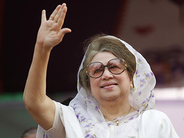 Khaleda Zia. File photo. Reuters