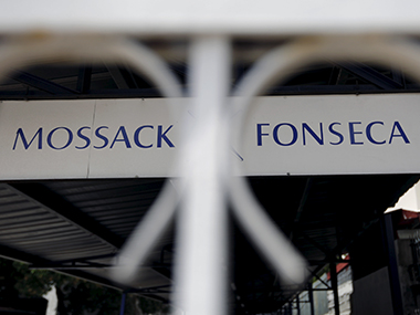 Investigators raided Mossack Fonseca's office. AP