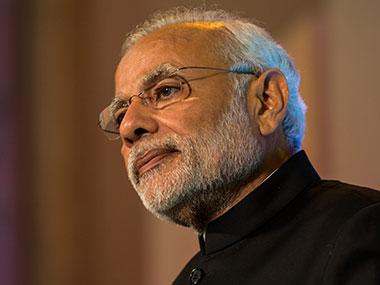 Narendra Modi. File photo. Getty images