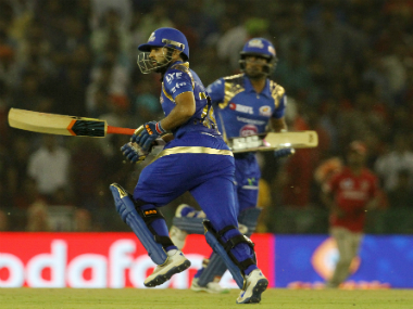 Parthiv Patel (left) added 137 runs for the second wicket with Ambati Rayudu. Sportzpics/IPL