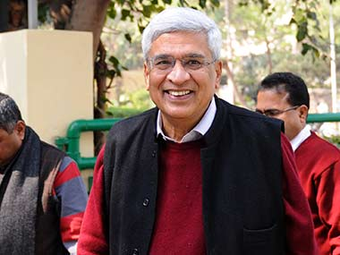 File image of Prakash Karat. AFP