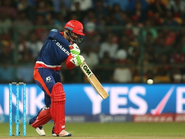 Quinton de Kock has been the leading run-scorer for Delhi Daredevils in the ongoing tournament so far.