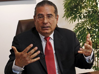 Ramon Fonseca, founding partner of law firm Mossack Fonseca. Reuters