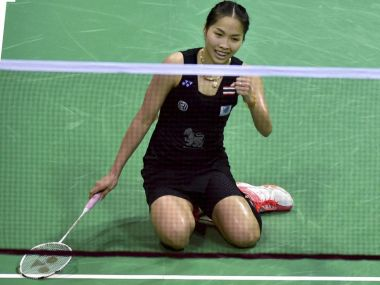 Ratchanok Intanon won the India Open title. PTI