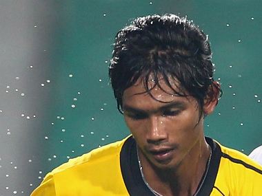 File photo of Malaysia captain Razie Rahim. Getty Images