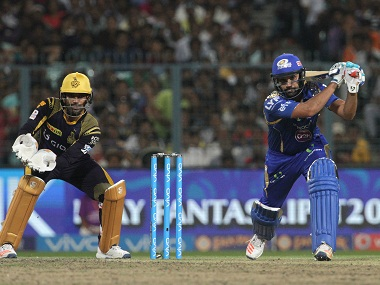 Rohit Sharma during his knock of 84. BCCI