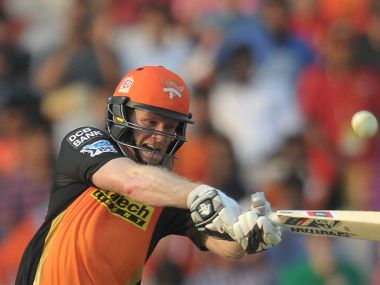 Sunrisers Hyderabad. AFP