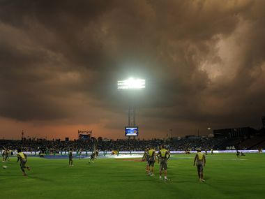 Pune's venue for the IPL. AP