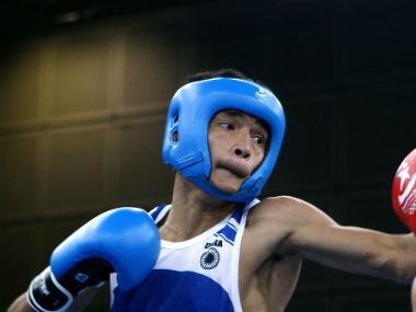 Shiva Thapa is the first Indian boxer to have qualified for the Rio Olympics 2016. Getty Images
