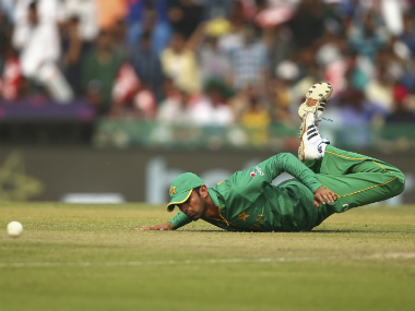 File image of Shoaib Mailik during the ICC World T20. Getty