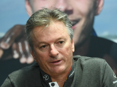 File picture of Steve Waugh. Getty