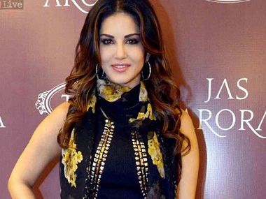 Sunny Leone. Image from IBNlive