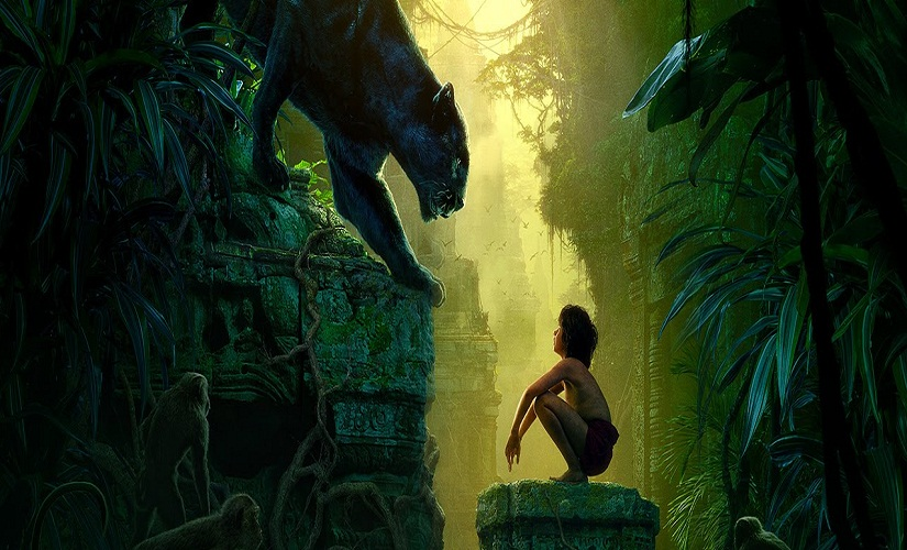 Jon Favreau's The Jungle Book. Screen grab from YouTube