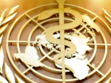 World Health Organisation. AFP