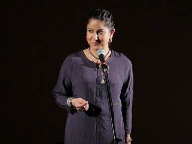 Zila Kan in 'The Fez Project'