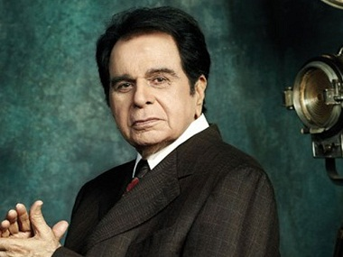 Dilip Kumar. Image from IBNlive